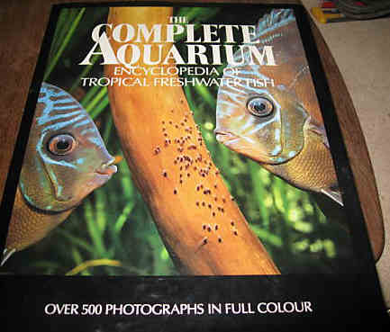 Complete Aquarium - Encyclopedia of Tropical Freshwater Fish by Van Berkom, Bootsma, Van Bruggen, Geerts.et al