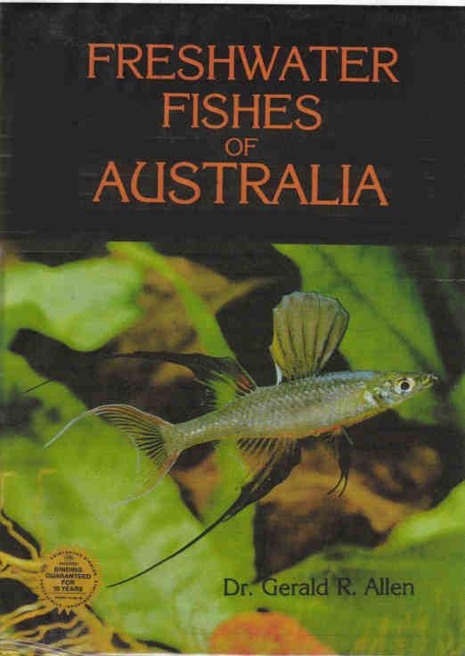 Books on australian fishes fish books books on australian fishes freshwater fishes of australia sciox Choice Image