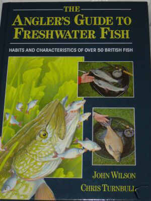 THE ANGLER'S GUIDE TO FRESHWATER FISH,