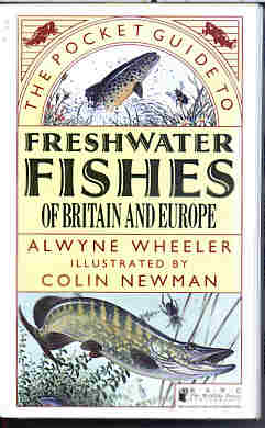 Pocket Guide to Freshwater Fishes of Britain and Europe