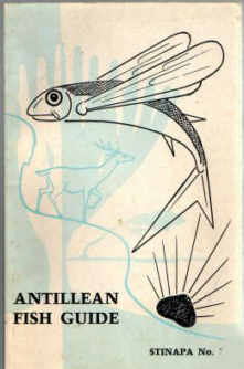Antillean Fish Guide Stinapa No. 7