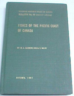 FISHES OF THE PACIFIC COAST OF CANADA