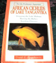 African Cichlids of Lake Tanganyika