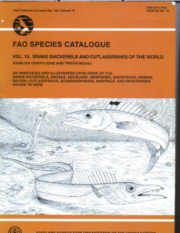 Snake Mackerels and Cutlassfishes of the World. Families Gempylidae and Trichiuridae