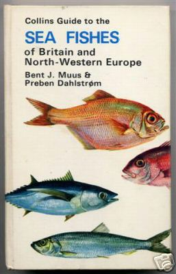 Sea Fishes of Britain and North west europe