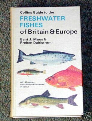 Collins Guide to the Freshwater Fishes of Britain and Europe