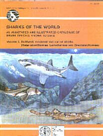 Sharks of the World. An Annotated and Illustrated Catalogue of Shark Species Known to Date. Vol. 2. Bullhead, Mackerel and Carpet Sharks (Heterodontiformes, Lamniformes and Orectolobiformes).
