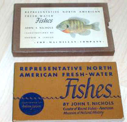Representative North American Freshwater Fishes