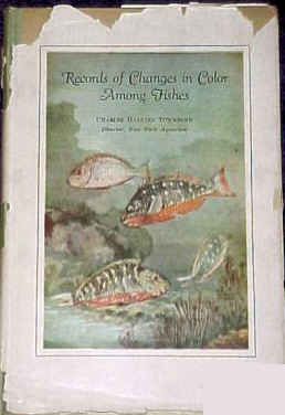 Records of Changes in Color Among Fishes