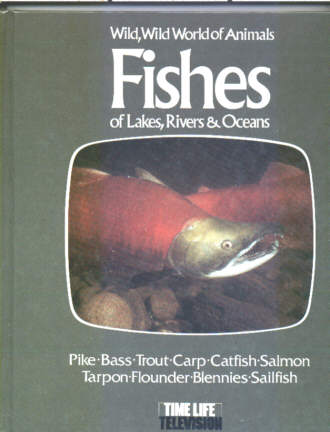 Fishes of Lakes, Rivers and Streams