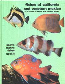 The fishes of california and central mexico