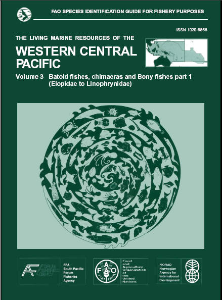 The Living Marine Resources of the Western Central Pacific