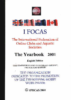 The Yearbook of the International Federation of Online Clubs and Aquatic Societies. 2012