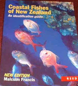Guide to the Coastal Fishes of New Zealand
