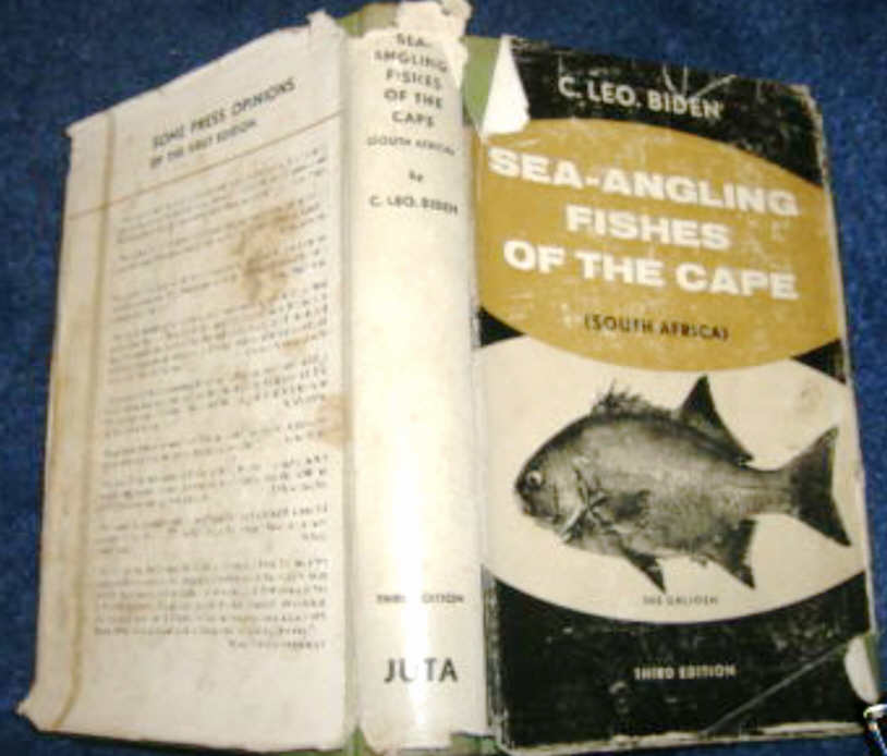 SEA ANGLING FISHES OF THE CAPE